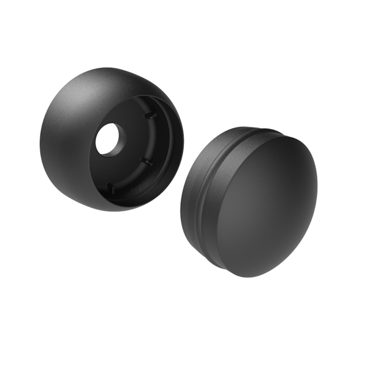 PLASTIC BOLT COVER (10pk) Black