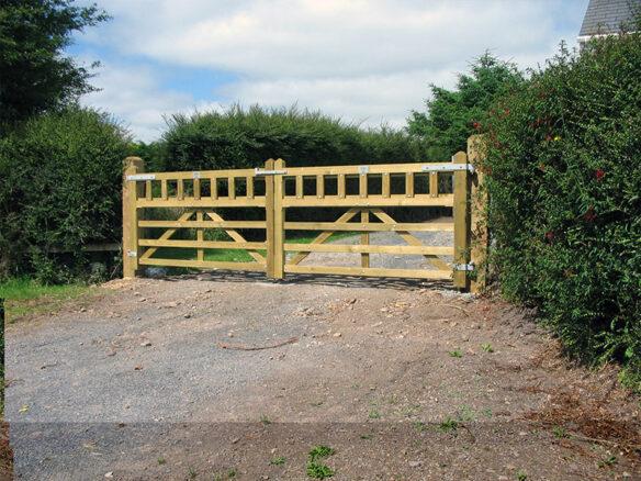 Clonin Gate