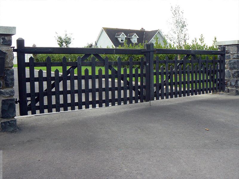Coolrain Gate